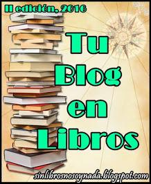 Desafio Tu Blog en Libros