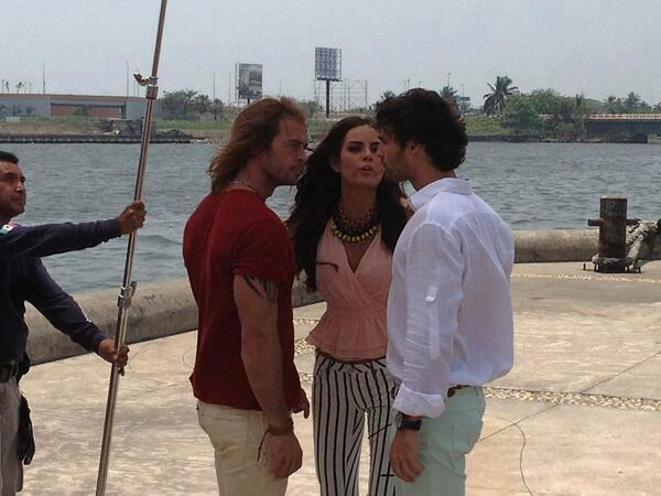 Ximena Navarrete protagoniza La Tempestad con William Levy