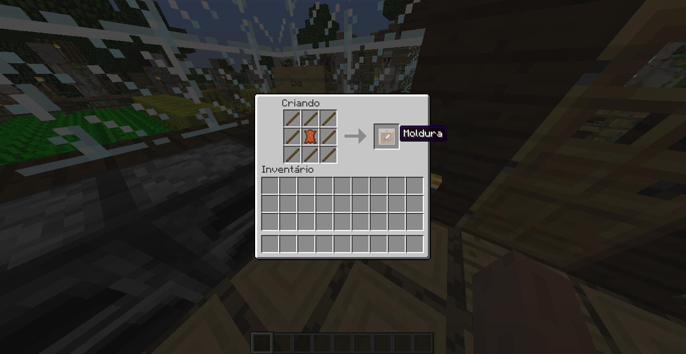 Como Fazer Um Laço No Minecraft
