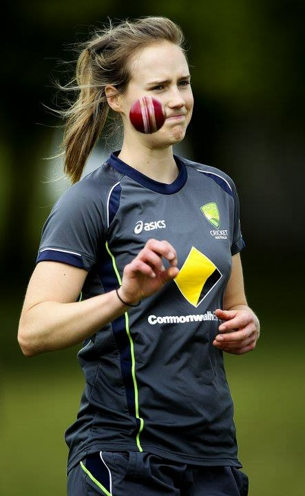 Ellyse Perry Profile And Latest Wallpapers 2014