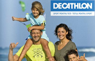 Catalog DECATHLON  Oferta pentru ziua copilului