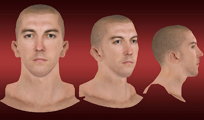 NBA 2K13 Steve Blake Cyberface Patch