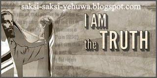 Akulah jalan kebenaran dan hidup (yoh 14:6)