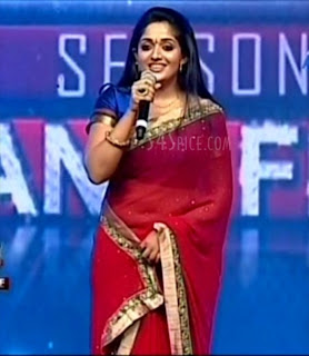 278 x 320 · 24 kB · jpeg, Kavya Madhavan hot navel show in saree