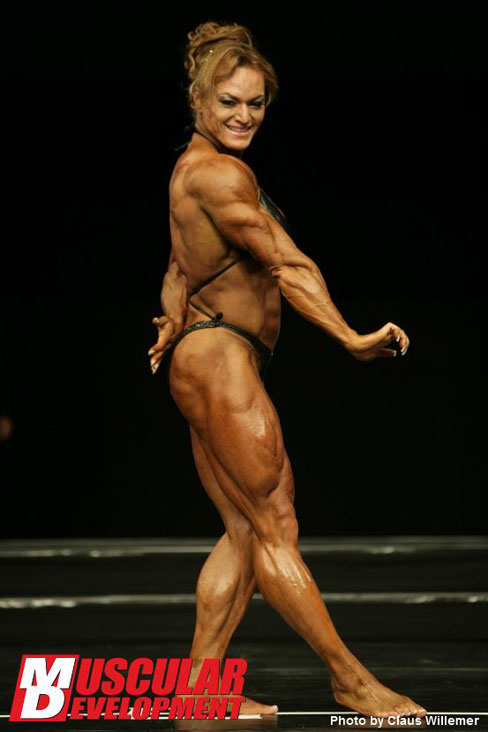 Helle Nielsen Female Muscle Bodybuilding Blog