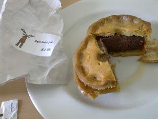 Reindeer Pie