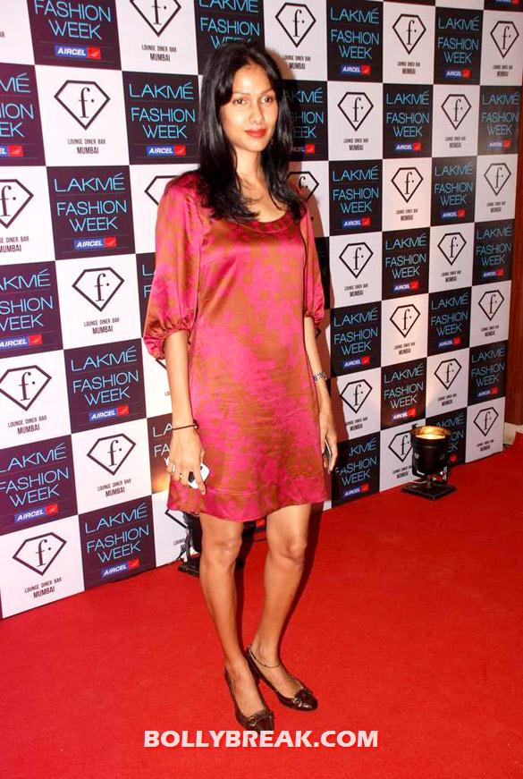 , Lakme Fashion Week 2012 Launch Party Pics