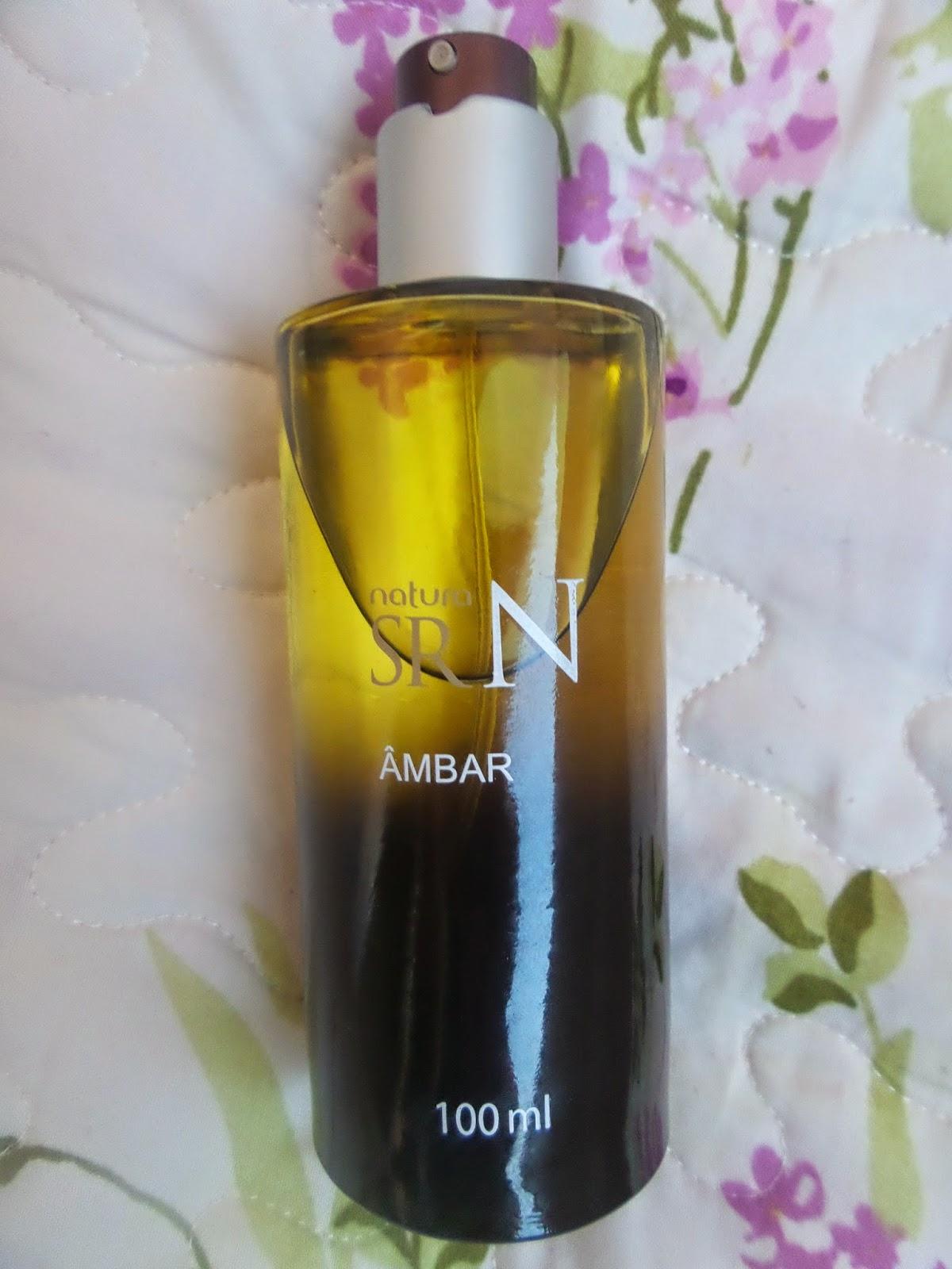 Perfume Cítrico  Sr N Âmbar Desodorante Colônia:  Masculino