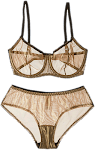 BRA SET EFFECTS[WOMEN's CLOTHING]