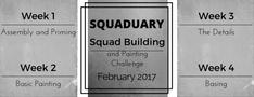#Squaduary 2017
