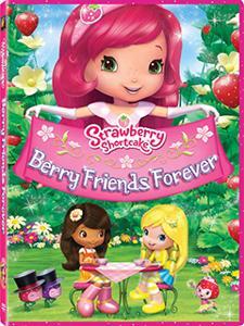 Descargar Strawberry Shortcake Berry Friends Forever