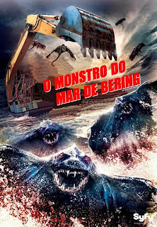 O Monstro do Mar de Bering - DVDRip Dual Áudio