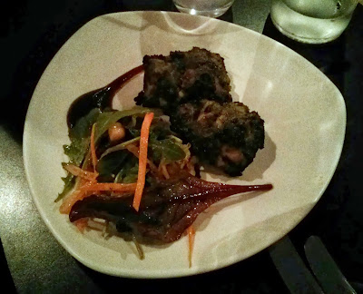 Chicken tikka, Carom Soho review