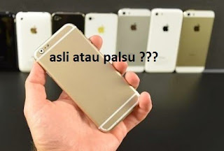 Ketahui!!!! Cara Membedakan iPhone 6 Asli atau Palsu