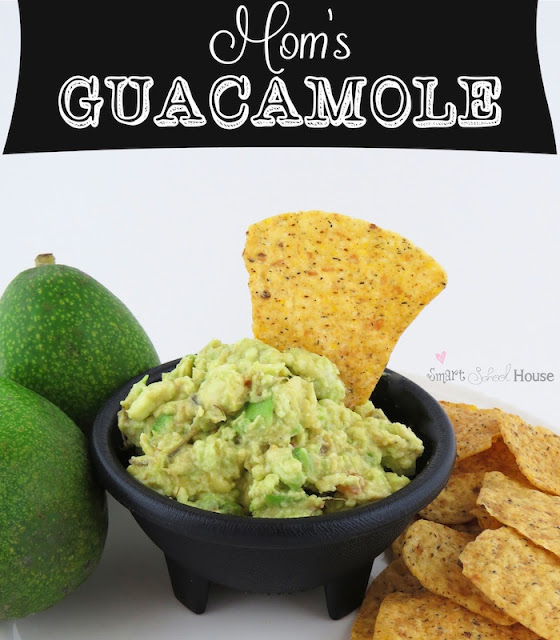 Easy Recipe for Guacamole