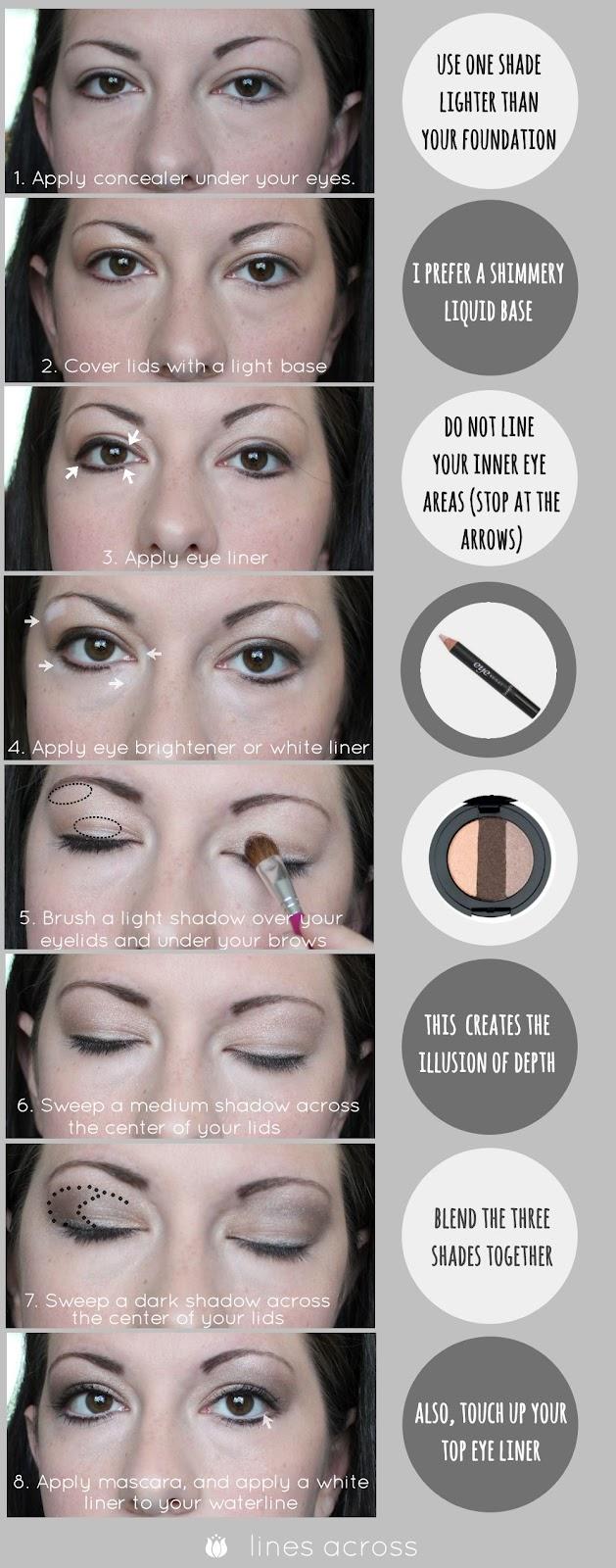 10 consejos sobre cómo hacer que tus ojos se vean más grandes