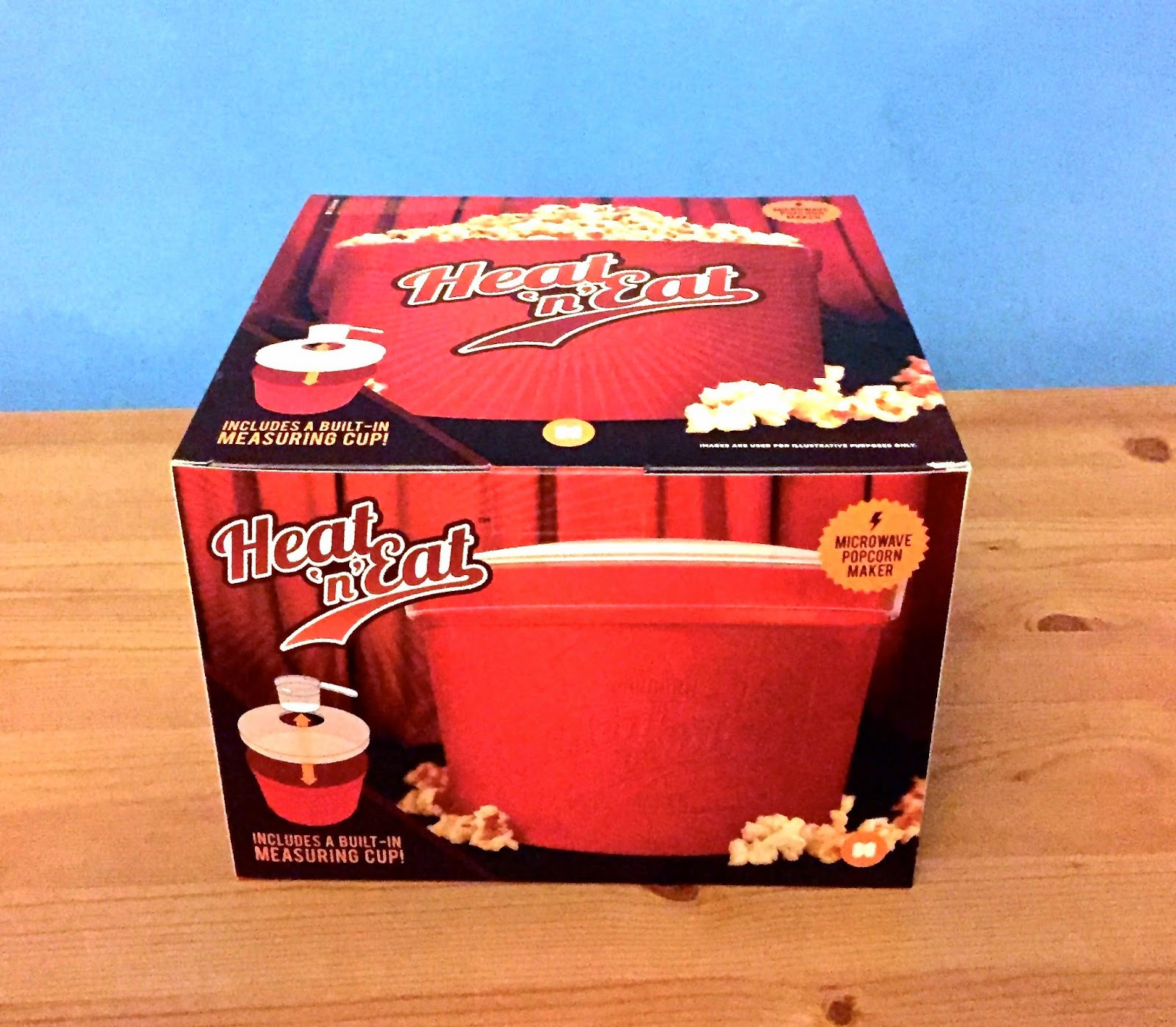 Morgan's Milieu | Valentine's Day Plans: Heat n Eat Popcorn Maker