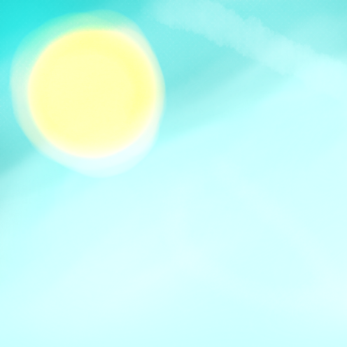 Sun Flare Overlays for Photoshop