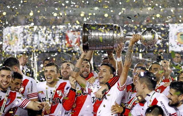 La Copa Libertadores incrementa un 40% sus premios para 2016