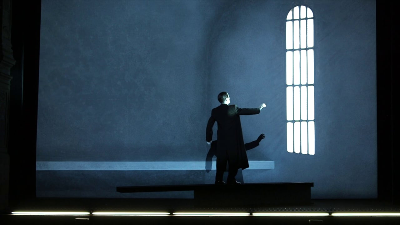 New Show New York : Review: Nijinsky's 'Letter to a man' read by