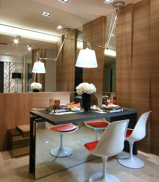I Would Like To Make My Living Room Dining Room: AVL Living Concept: Tips For Glamourous Interior Design Space