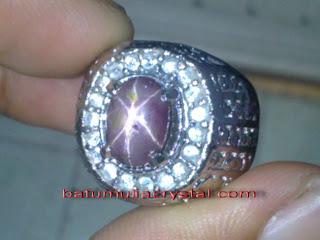 ruby star corundum