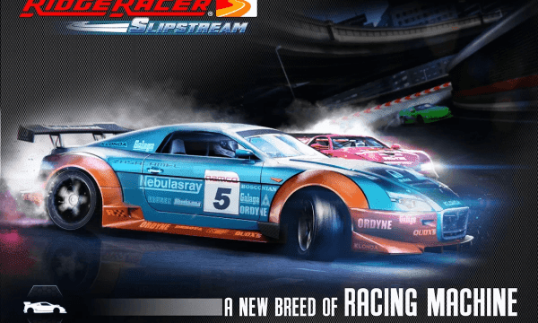 Screenshot Ridge Racer Slipstream Android