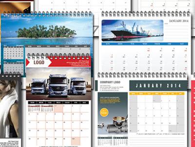 In lịch Tết giá rẻ - Quà tặng cho doanh nghiệp đẹp nhanh tại TP.HCM