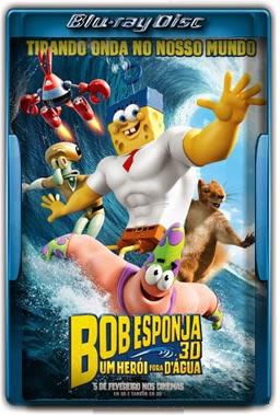 Bob Esponja – Um Herói Fora D'Água Torrent Dual Áudio