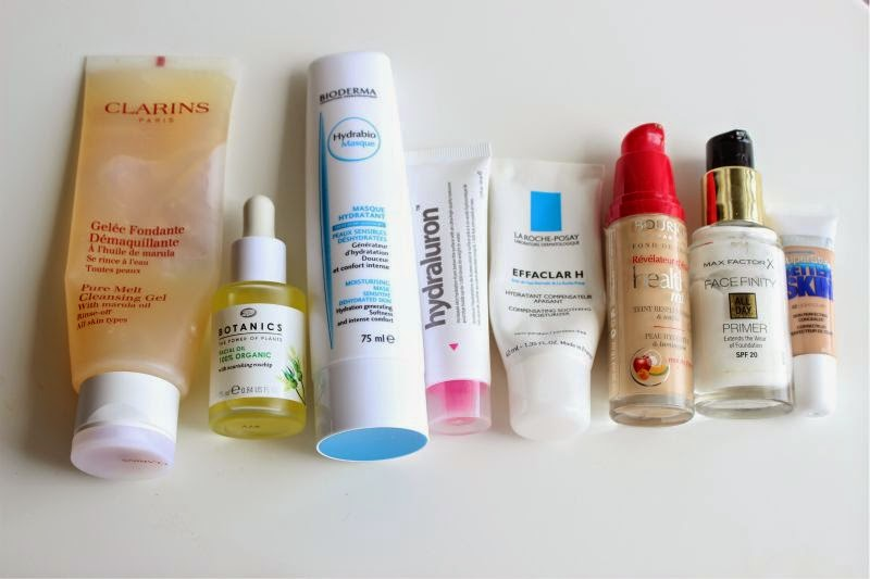 dehydrated skin treatment