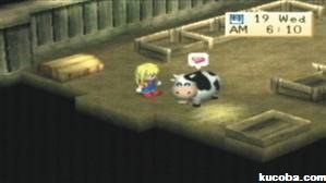 Harvest Moon Back To Nature 2 For Girls