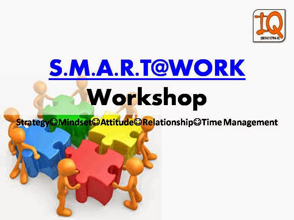 S.M.A.R.T@WORK Workshop