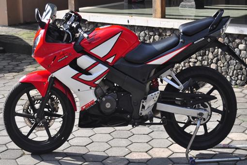 modifikasi motor 150cc terbaru
