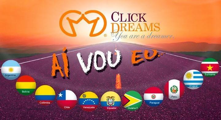 Trabalhar na Internet com a Clic Dreams Internacional