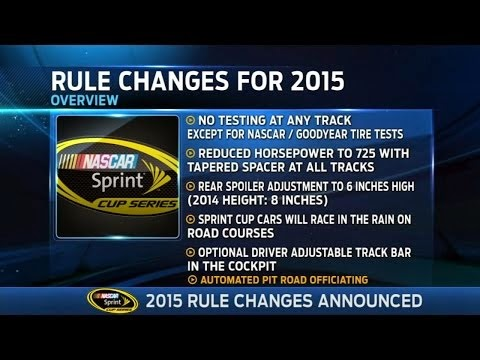 2015 car model changes