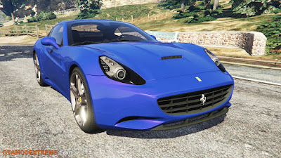 Baixar carro Ferrari California (F149) 2012 [Beta] Para GTA V
