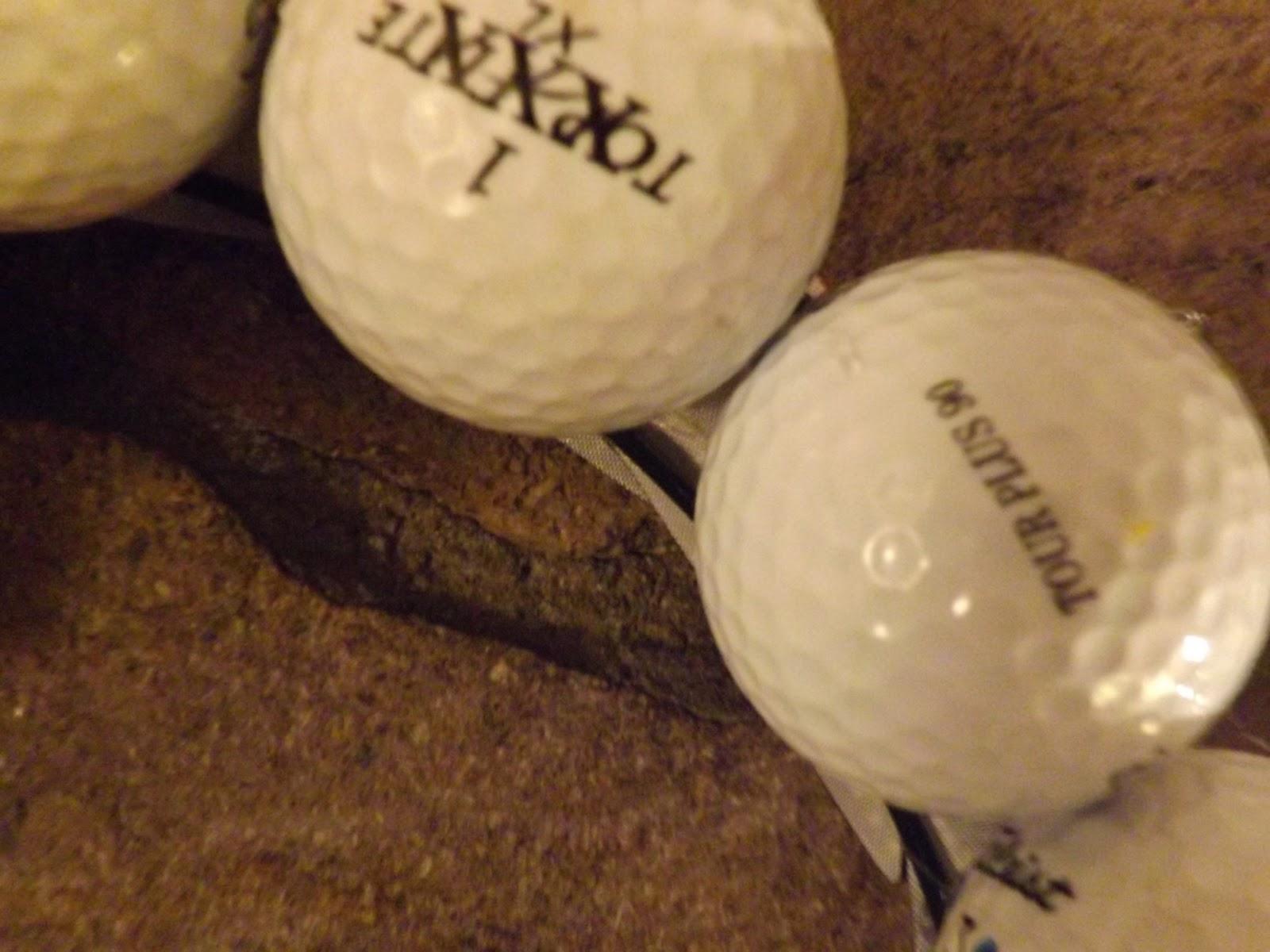 Dickey's Decor: Golf Wreath Revealed