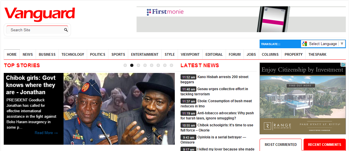 Naija celebrity news headlines
