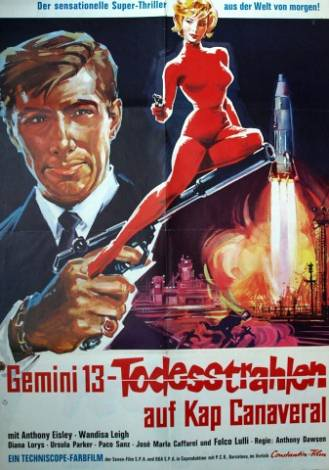 Double O Section Movie Review Lightning Bolt 1966