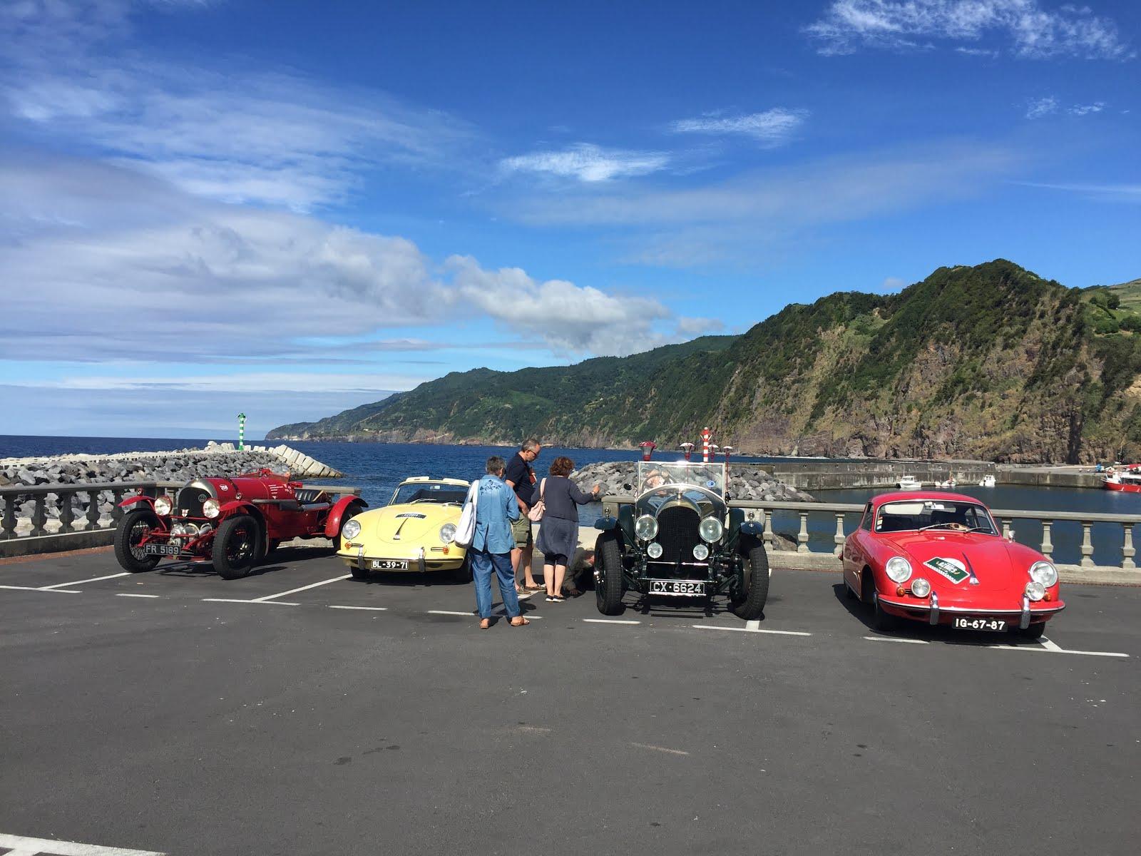 Vintage Rallye Azores 2017