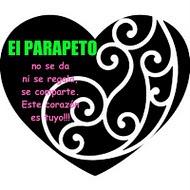 Regalo recibido desde el blog EL PARAPETO