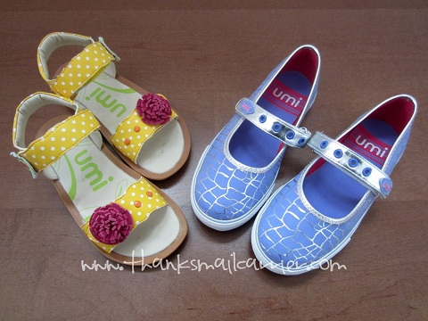 Umi spring shoes