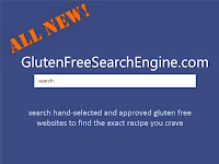 Gluten Free Search Engine