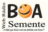 Web Rádio Boa Semente, 5 anos via internet