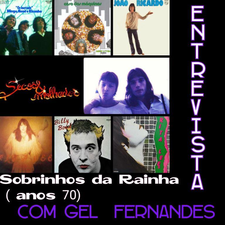 Entrevista #3 com Gel Fernandes