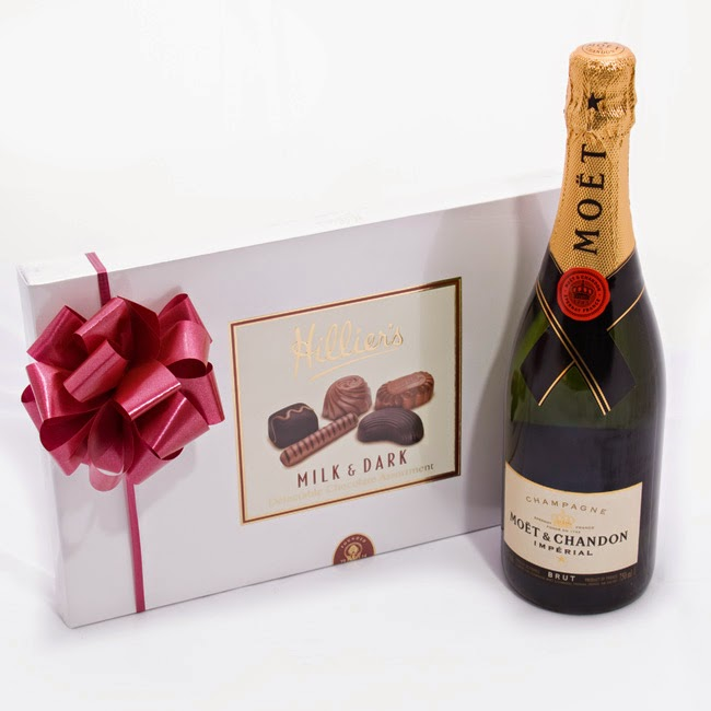 Chocolate and Champagne Gifts