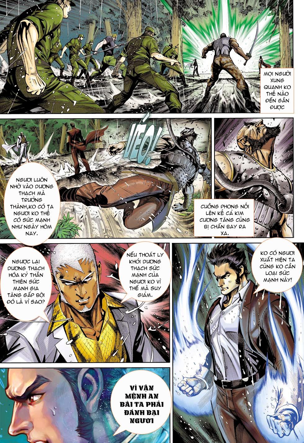 Thần Binh 4 chap 26 - Trang 16