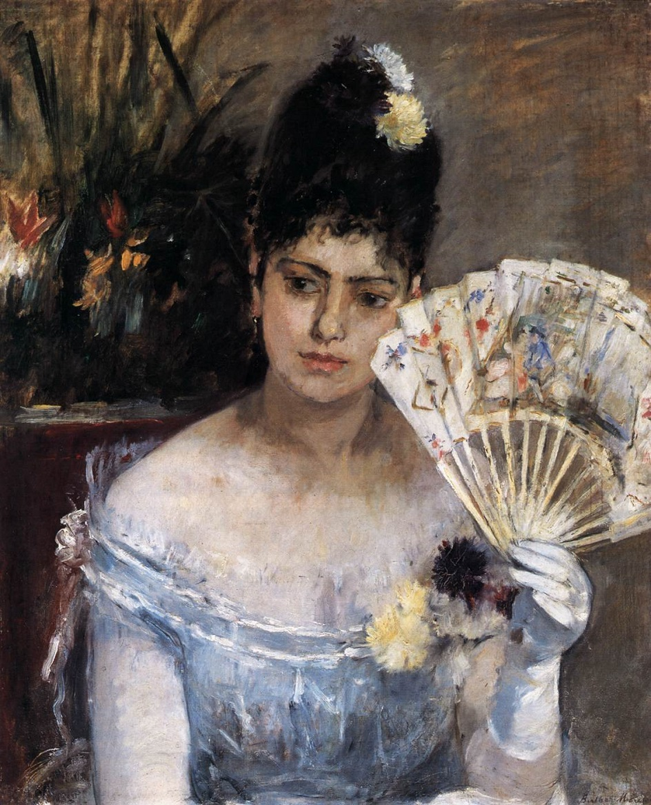 berthe morisot Read about linking & downloading pictures previous gallery next gallery  bert christensen's cyberspace gallery berthe morisot french, 1841 - 1895.