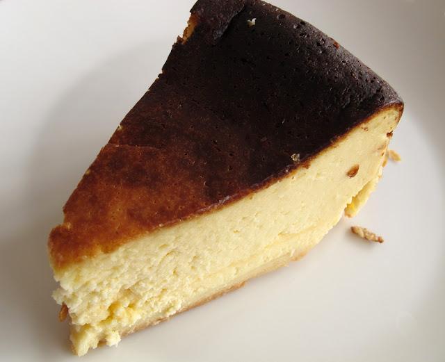 Gâteau au fromage blanc - Gilles Vérot - Paris
