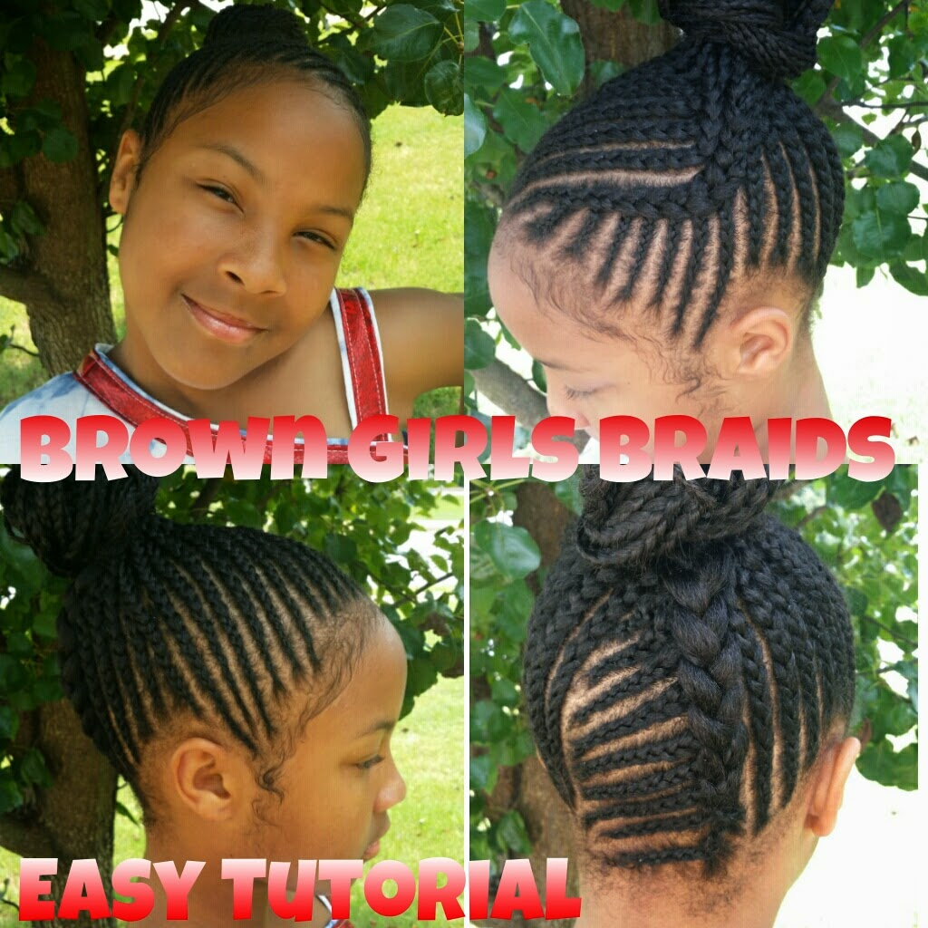 braids hairstyles for little black girls women